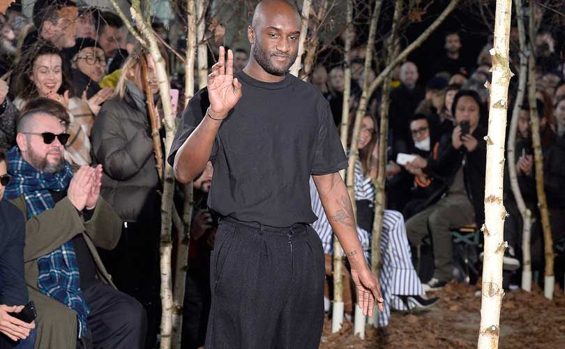 Louis Vuitton appoints Virgil Abloh as artistic director of menswear