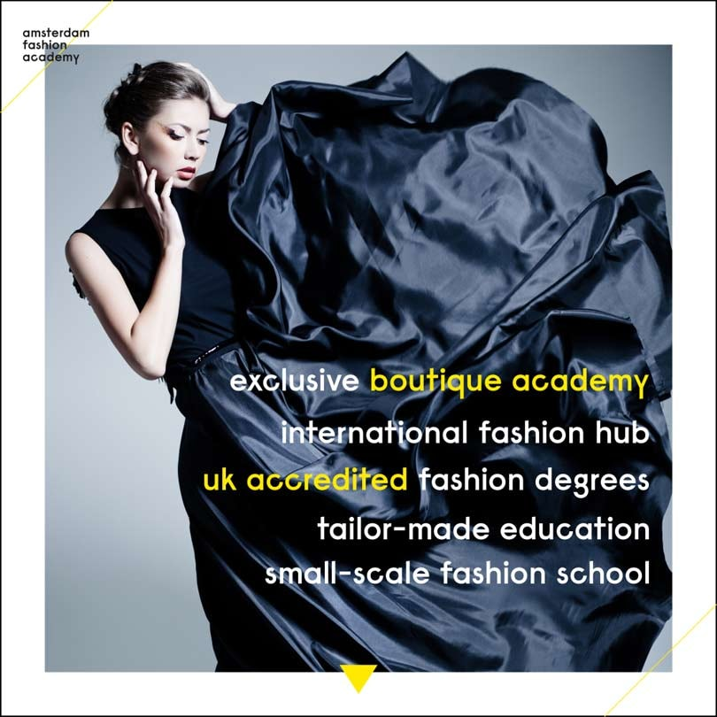 Amsterdam Fashion Academy Open Day April 20
