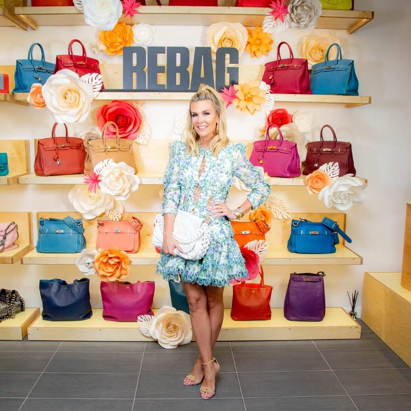 Rebag opens Madison Avenue store