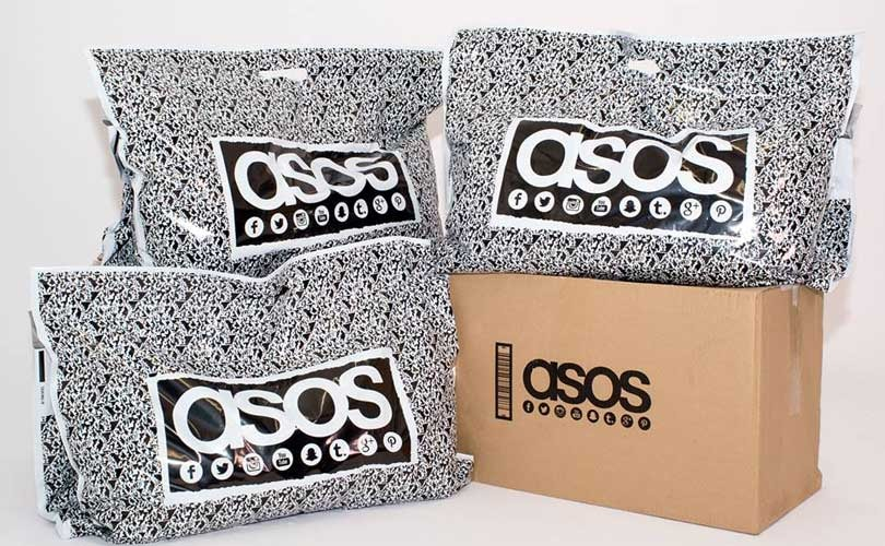 Asos reports 22 percent rise in UK retail sales