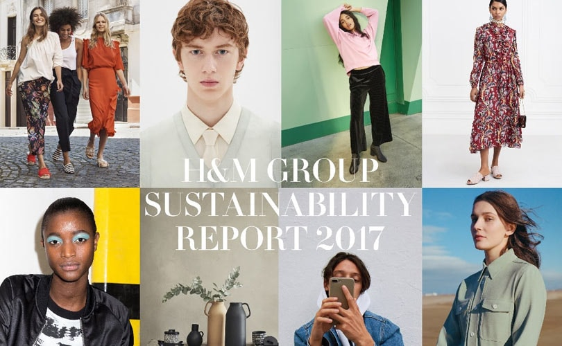 Sustainability Report 2017: How H&M aims to lead the way to a sustainable fashion future