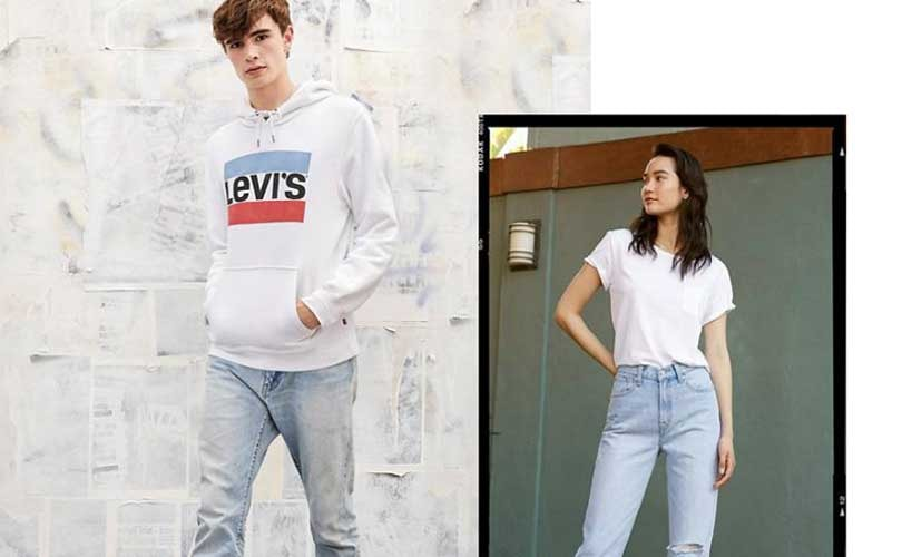 Levi Strauss posts net revenue growth of 22 percent in Q1