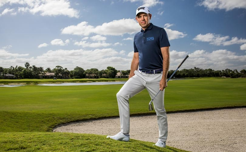 Michael Kors enters golf with sponsorship of Charl Schwartzel