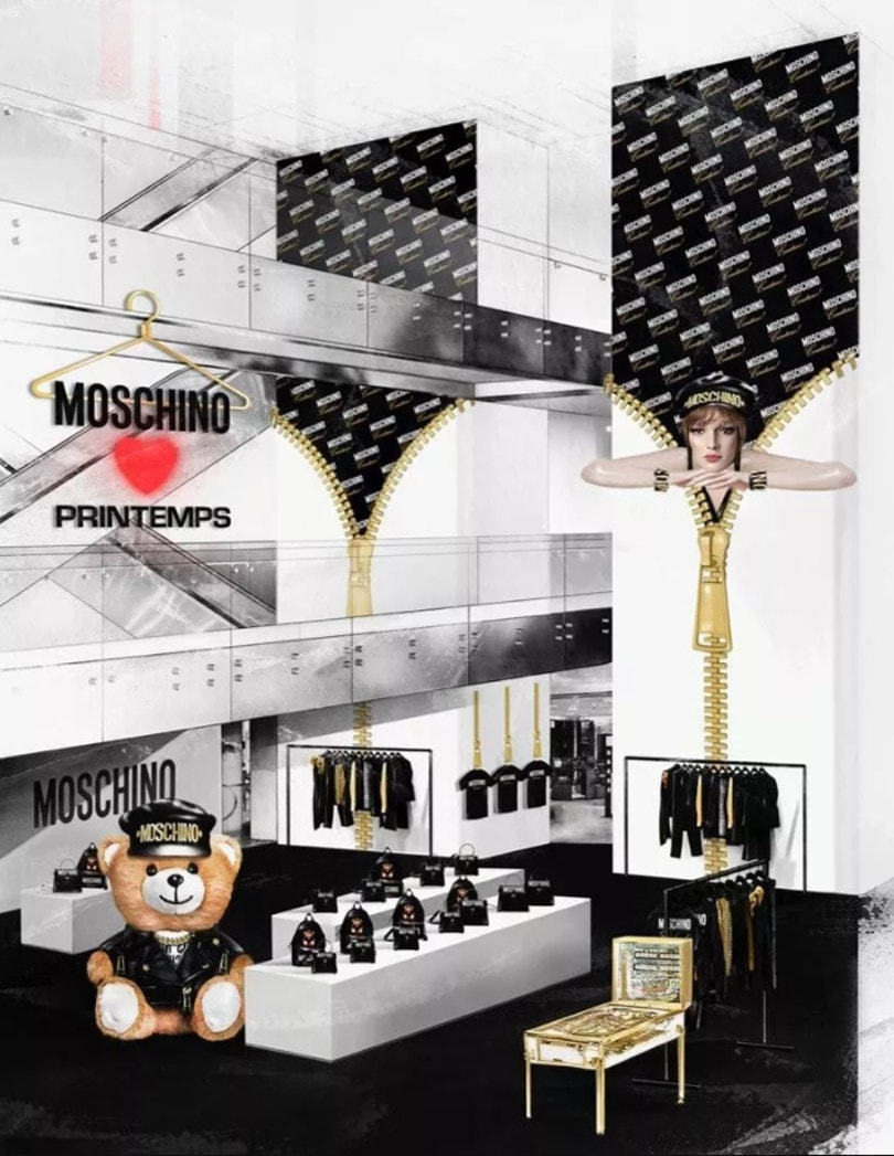 H&M to collaborate with Moschino