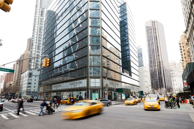Nordstrom opens NYC store
