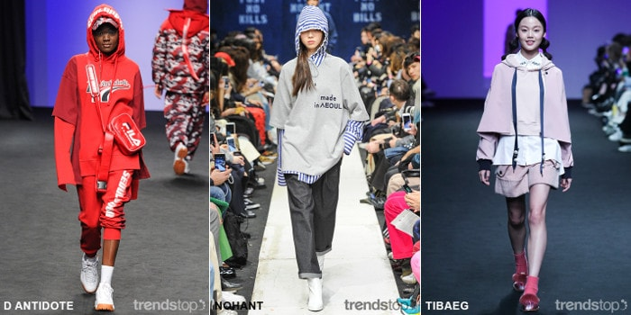 FW18-19 Seoul Fashion Week Top Trends