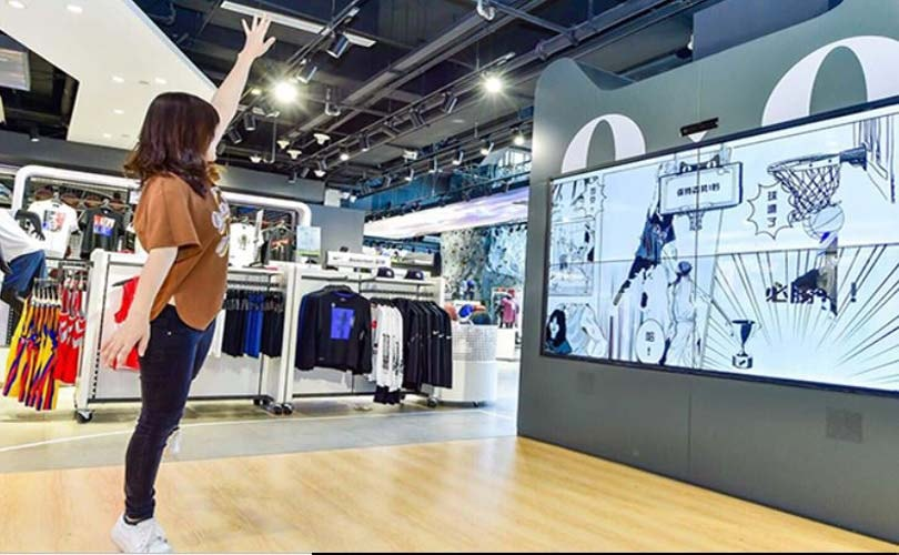 Tmall and Intersport launch interactive megastore in Beijing