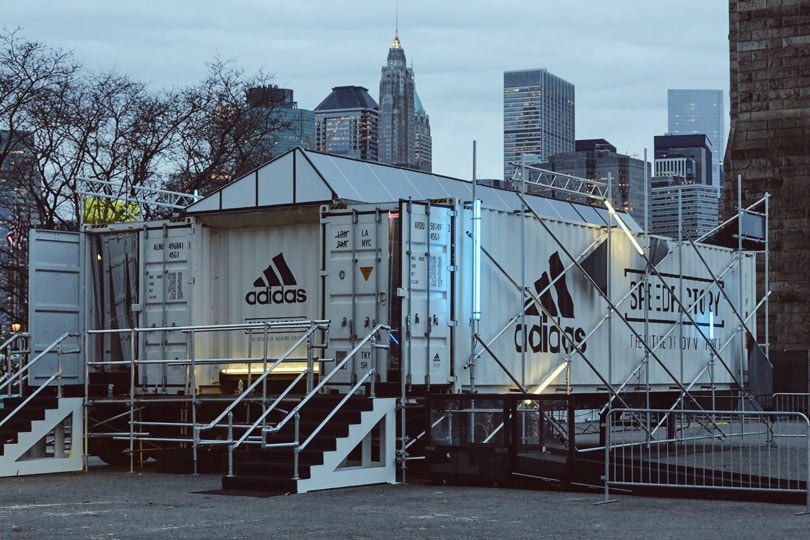 In pictures: Adidas AM4NYC 'Made in Atlanta'