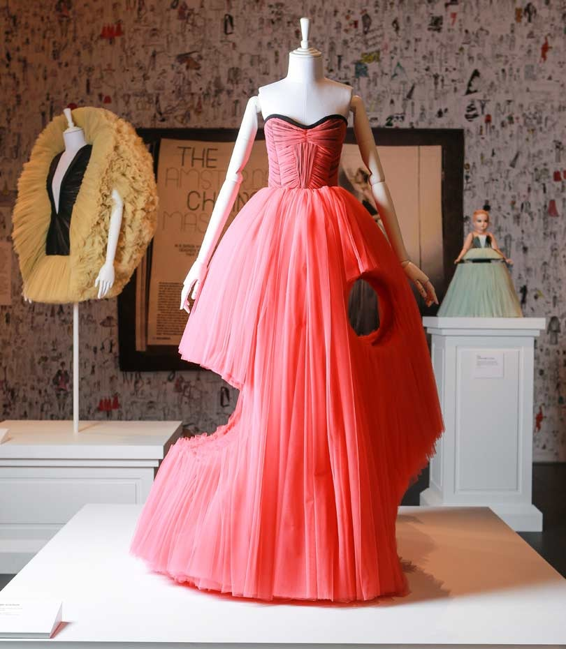 Viktor&Rolf exhibition showcases the success of the 'polder model'