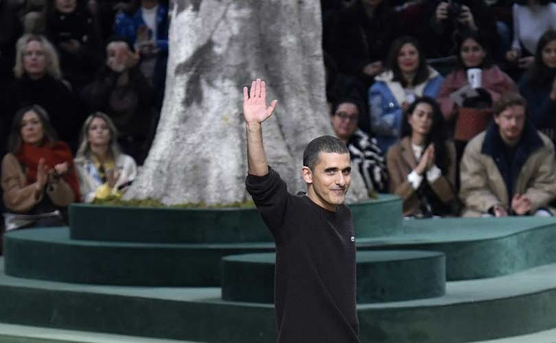 Lacoste says goodbye to creative director Felipe Oliveira Baptista