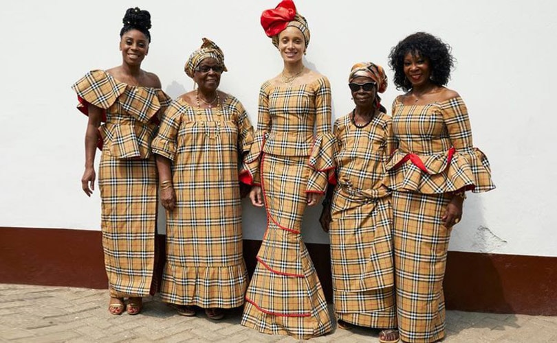 Adwoa Aboah brings Ghanian heritage to new Burberry campaign