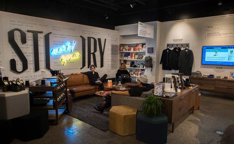 Macy's acquires Story's New York concept store