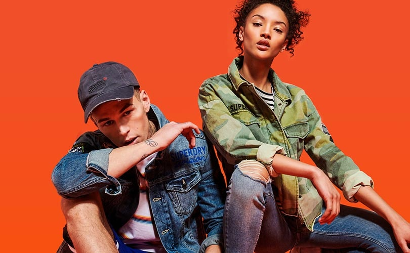 Superdry revenues increase 16 percent in FY18