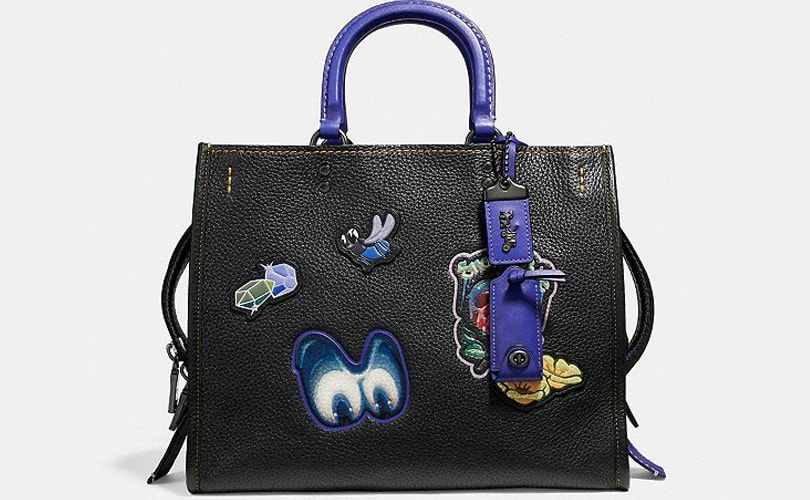 Coach partners with Disney for Dark Fairy Tale line