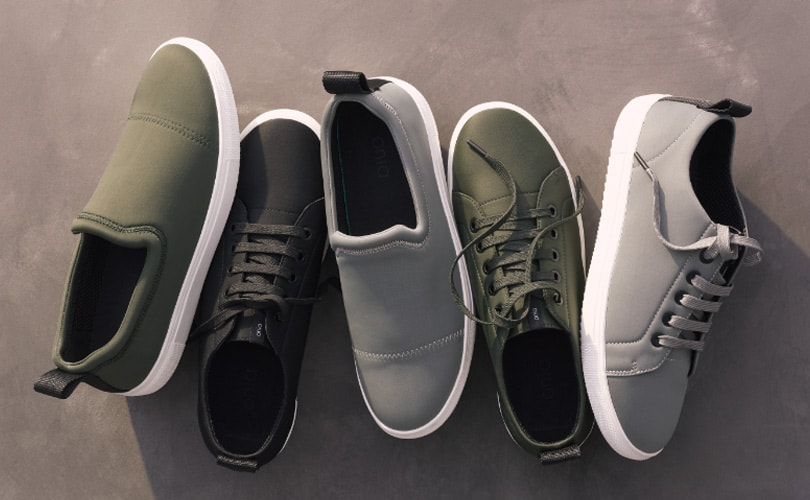 Onia to launch footwear