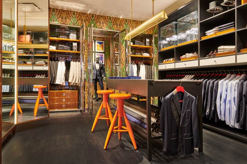 Suitsupply opens Williamsburg store