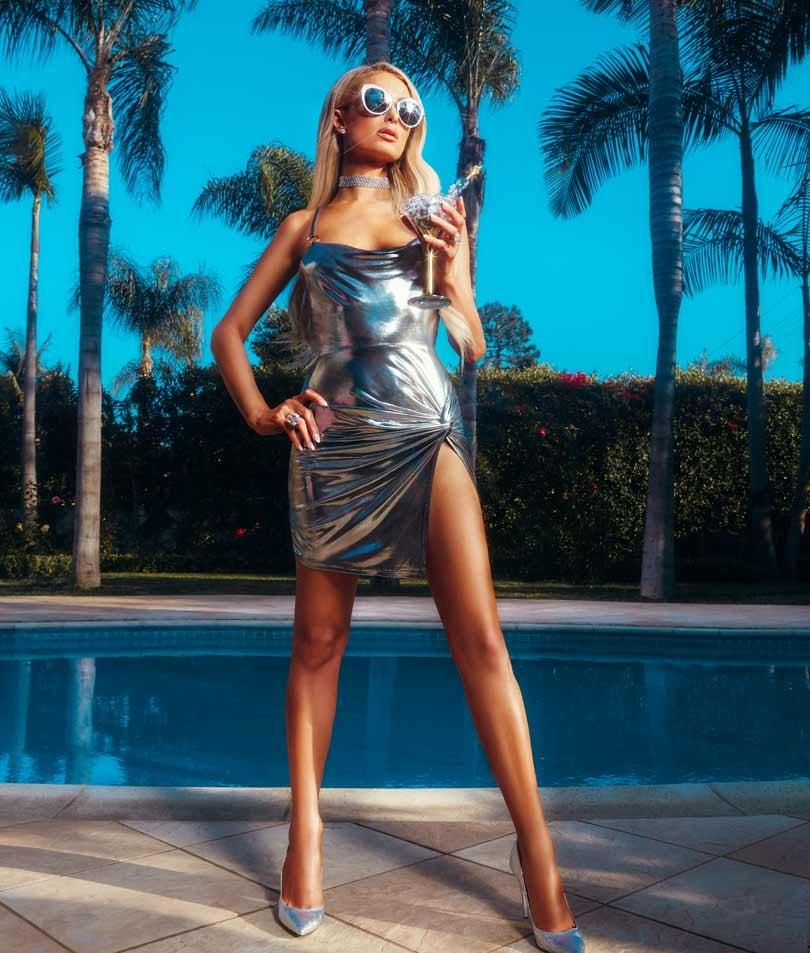 Boohoo Com X Paris Hilton New Collaboration