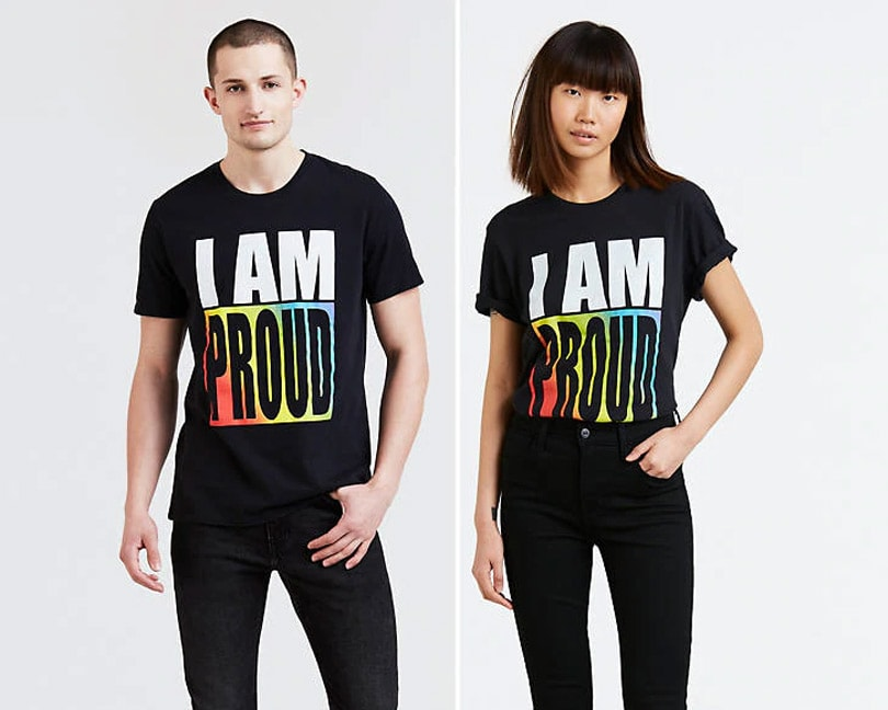 Levi's launches its fifth Pride collection