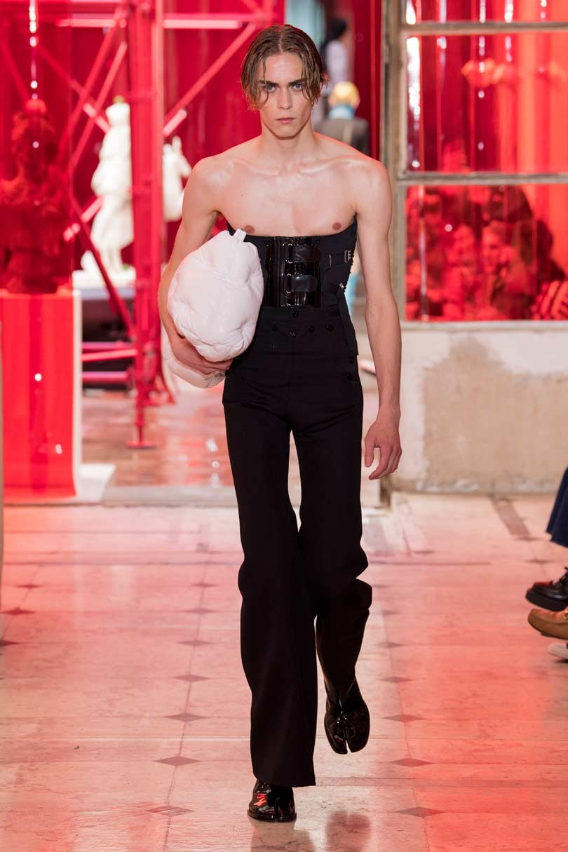 Boys can be girls: what we learned from Paris fashion week