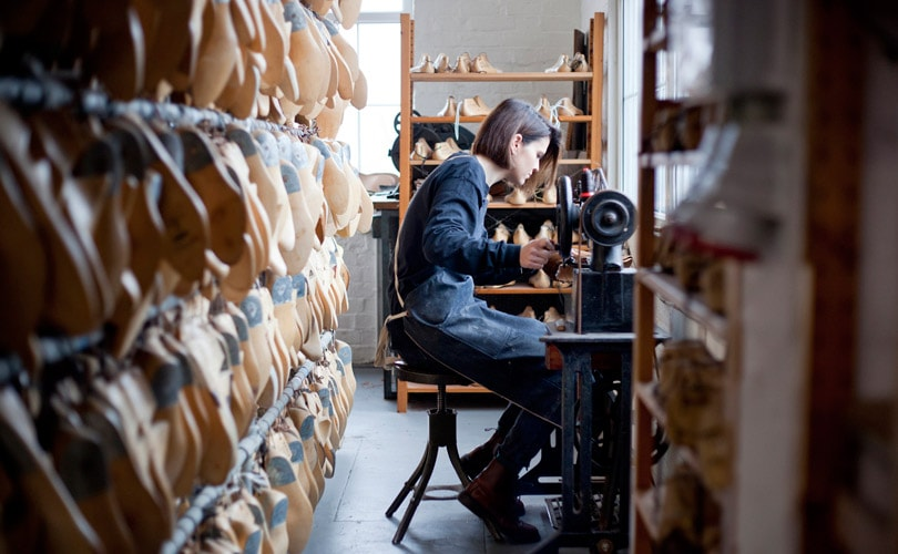 Footwear industry launches new manufacturing apprenticeship