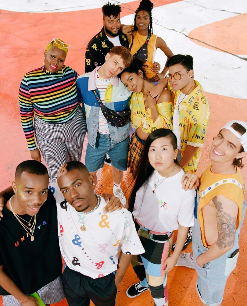 In Pictures: Asos and Glaad partner up once again for Pride collection
