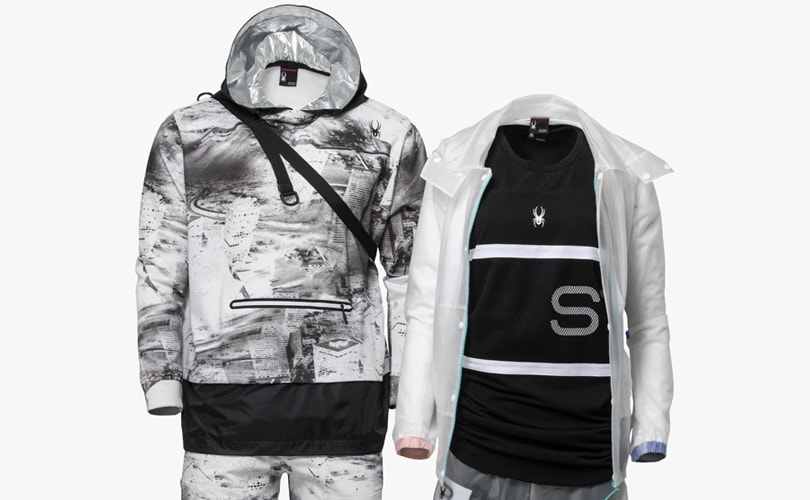 Spyder debuts at Milan Fashion Week Men's