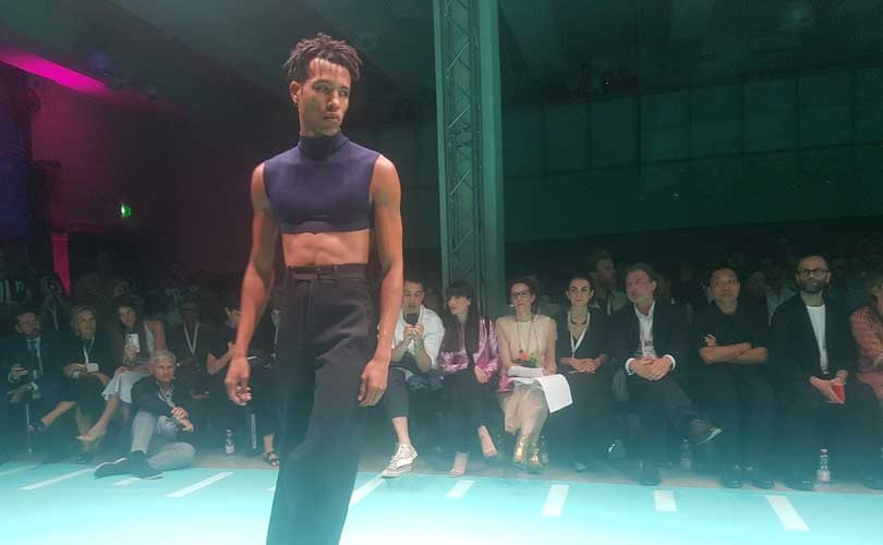 British designer Eleanor McDonald wins ITS 2018