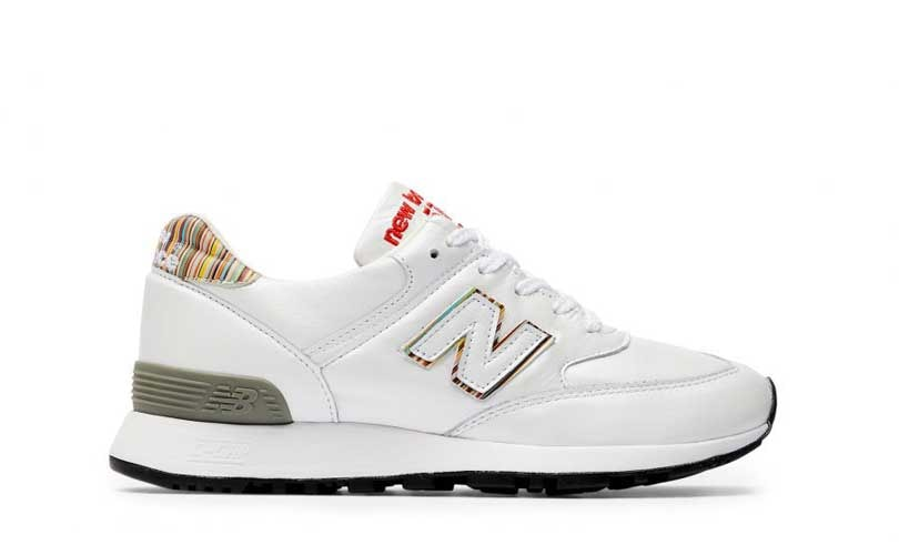 New Balance collaborates with Paul Smith