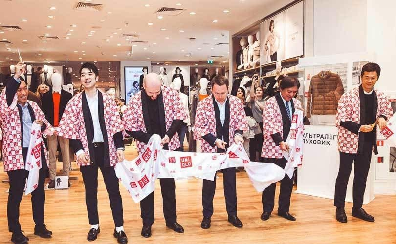 Uniqlo to open four new stores in Canada this year