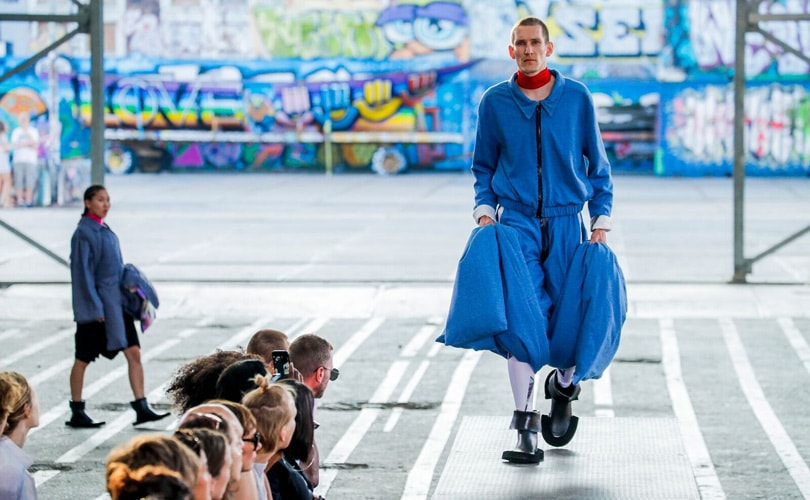 Gerrit Rietveld reveals new talents at 2018 fashion show