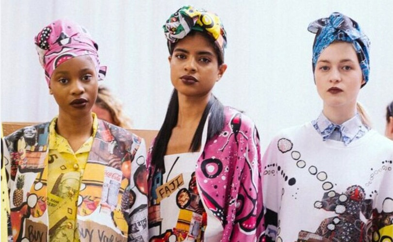 Pure London to showcase graduates' creations on main stage catwalk