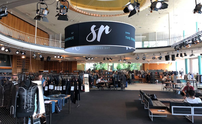 Inside the July 2018 Berlin fashion trade fairs