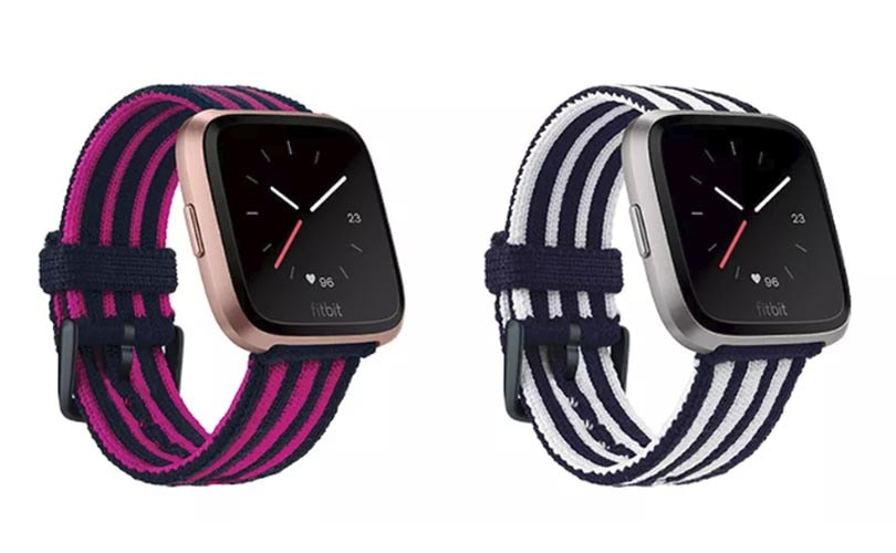 Fitbit launches wristbands for its Versa smartwatch in collaboration with CFDA