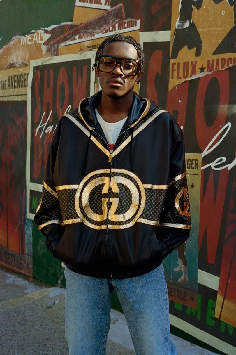 b4712bafdbf Gucci and Dapper Dan debut first collection