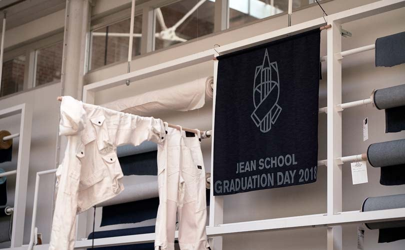 In Pictures: Graduates from Jean School displayed in Amsterdam