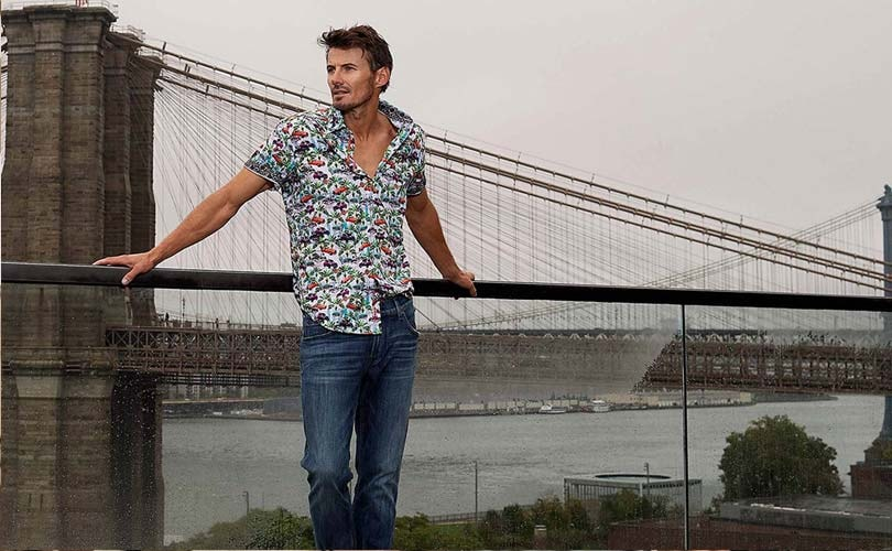 Robert Graham partners with Peerless for tailored clothing