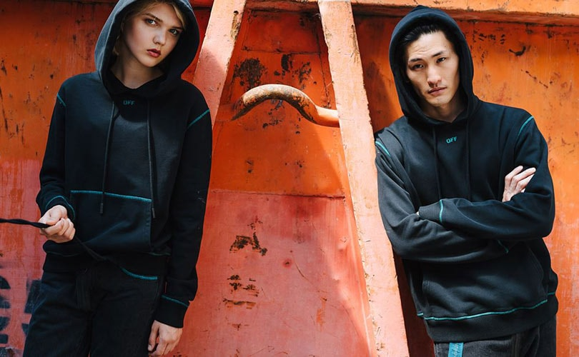 Off-White launches capsule collection with e-tailer TheDoubleF