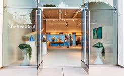 The RealReal opens L.A. concept store