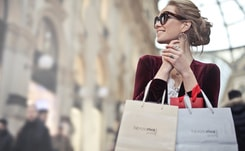 Half of global luxury shoppers buy at discount