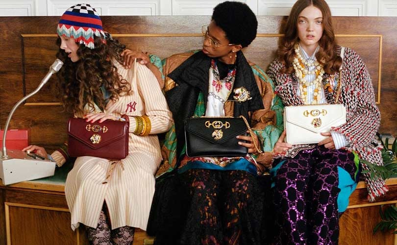 Demand for Gucci extends to luxury re-sale market