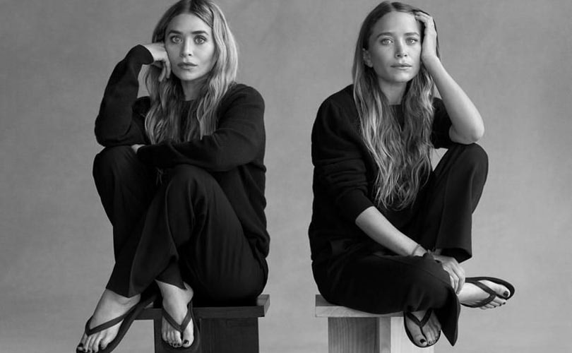Mary-Kate and Ashley Olsen to release menswear line under The Row
