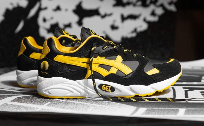 988e12b1b5f Foot Locker partners up with Asics to launch Anime-inspired collection