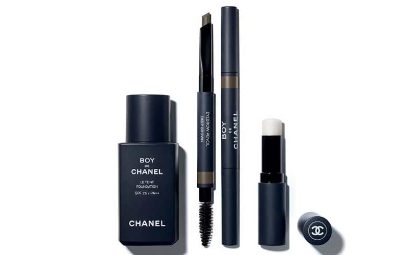 Chanel launches men's make-up line