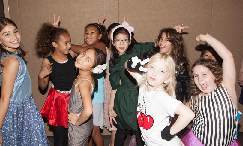 Education's new frontier: Fashion school for children