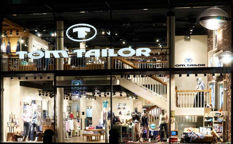 Tom Tailor brands manage to post 1.2 percent rise in H1 sales