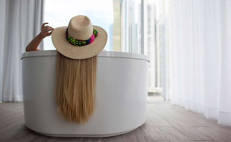 W Hotels launches Panama hat collection with Gigi Burris Millinery