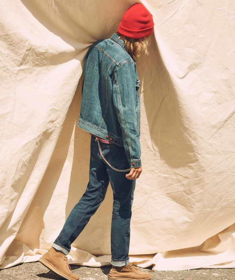 In pictures: Madewell's first menswear collection