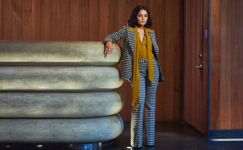 Vanessa Hudgens launches suit line to empower women