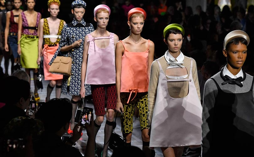 In Milan, jungle theme for Fendi as Prada breaks cliches