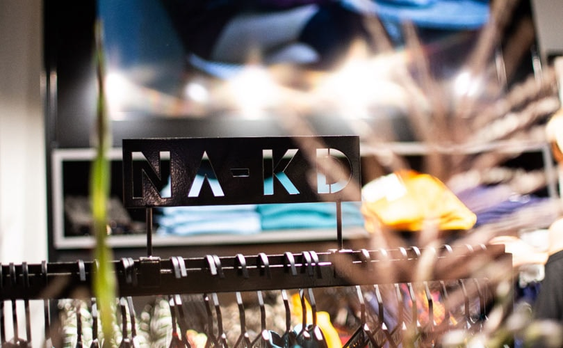 A visit to the first store of influencer-driven online retailer NA-KD
